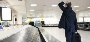 В самолете потеряли багаж