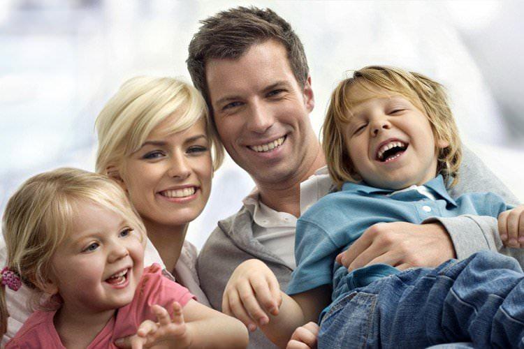 выплата семьям с детьми